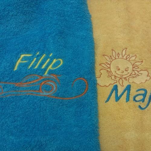 Filip i Maja z aplikacjami