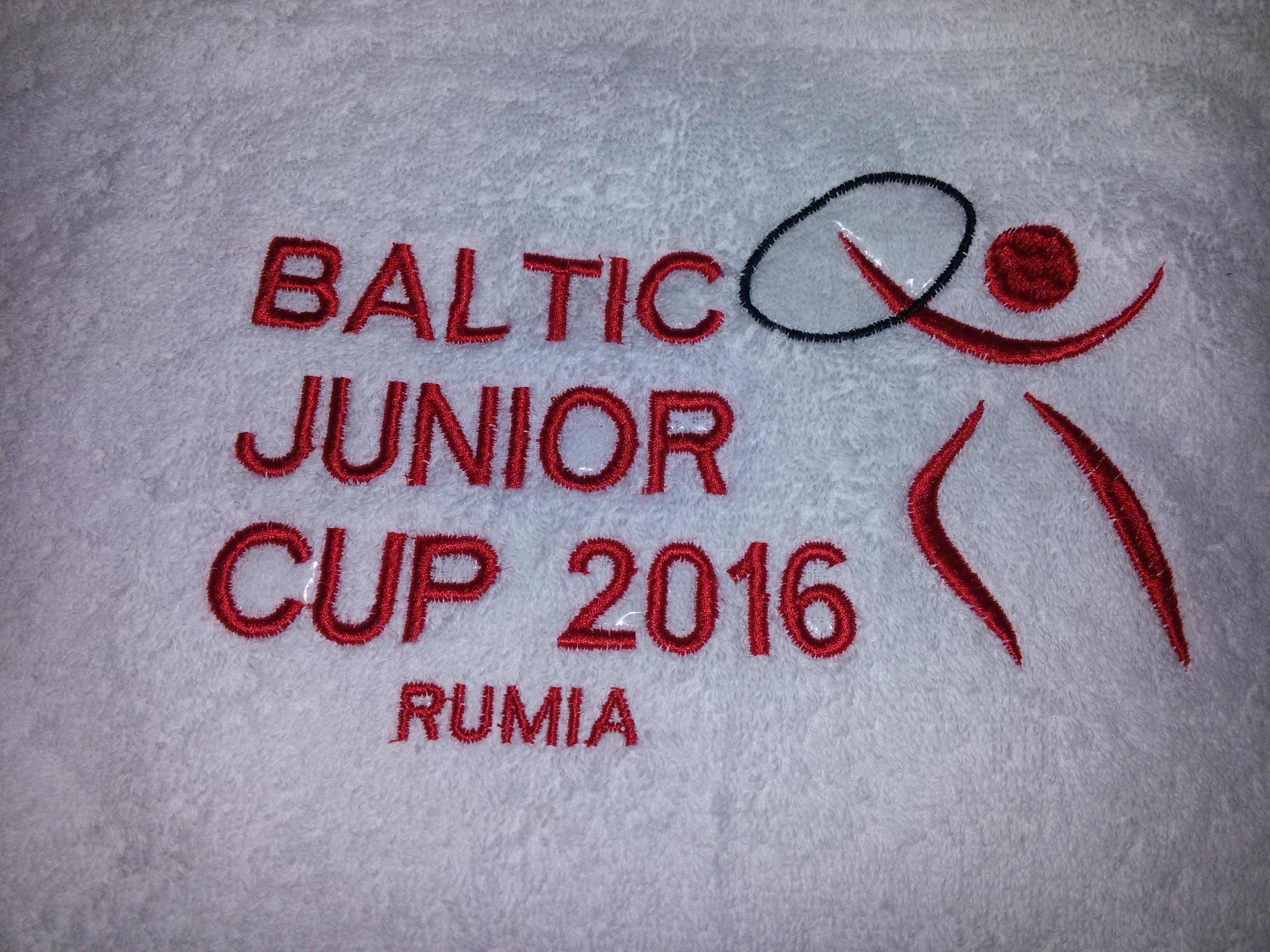 Logo Turnieju gimnastyki artystycznej