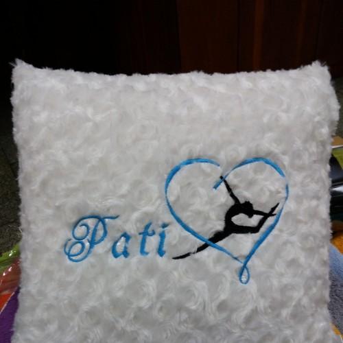Poduszka dla Pati