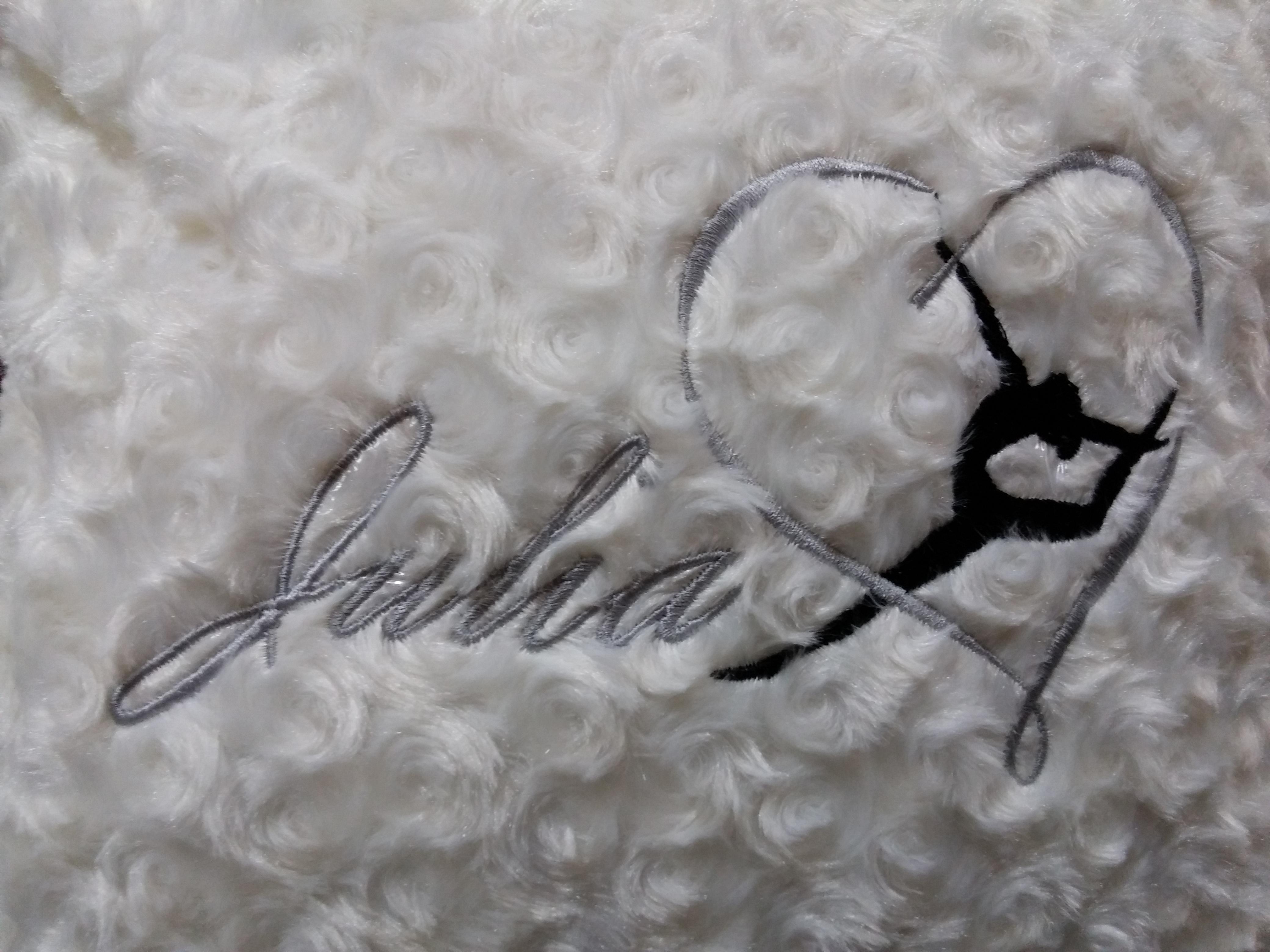 Poduszka dla Juli