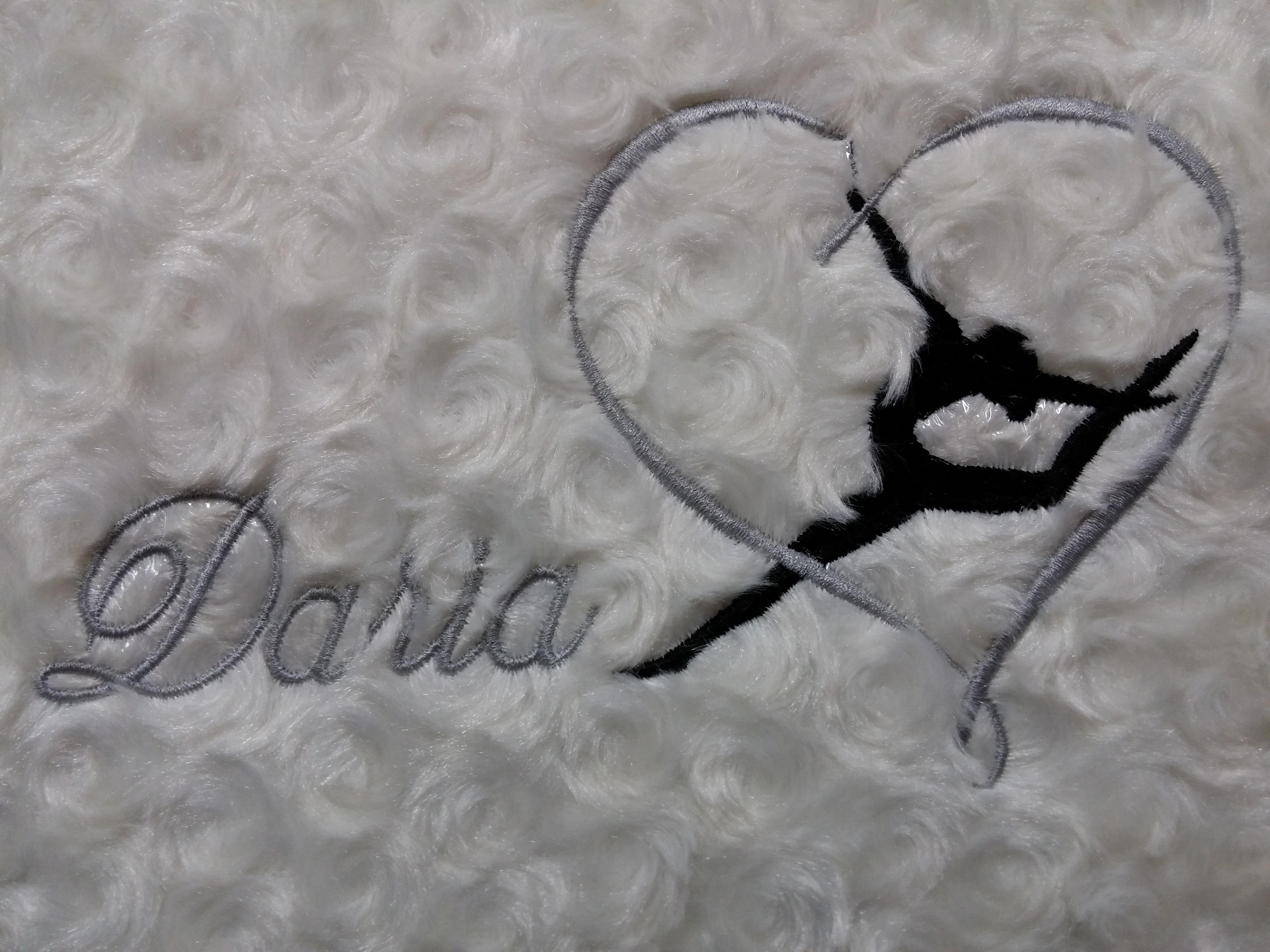 Poduszka dla Darii